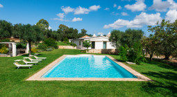 Luxury Villa Trullo Agostini
